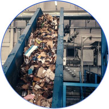 ゴミ処理施設